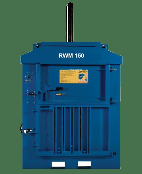 RWM 150 Mid Range Waste Baler