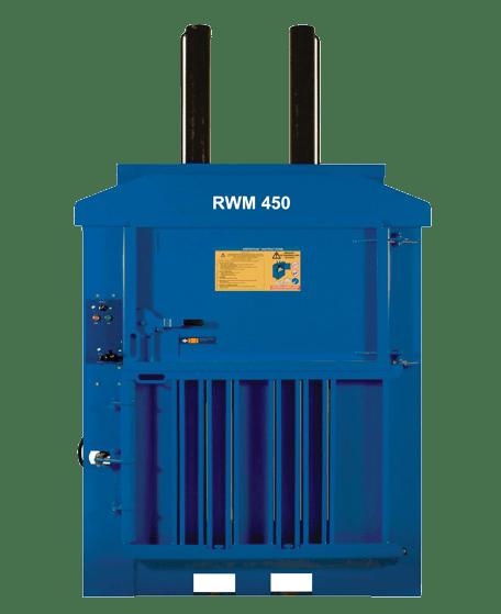 RWM 450 Heavy Duty Waste Baler