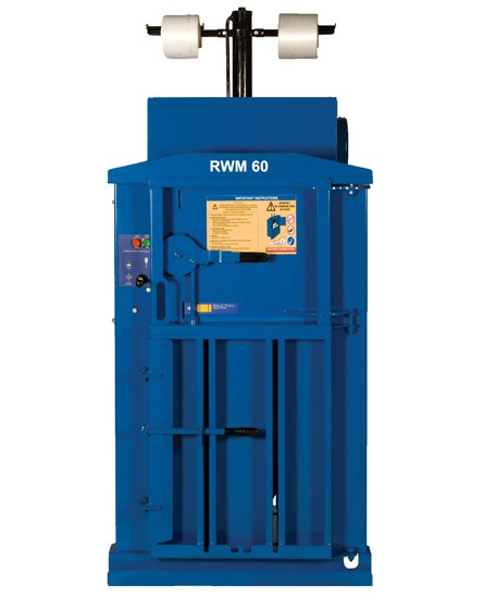 RWM 60 Compact Waste Baler