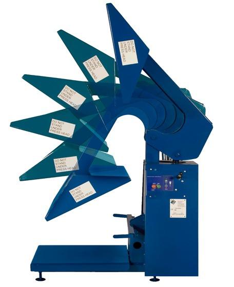 RWM Bin Press – 1100 litre