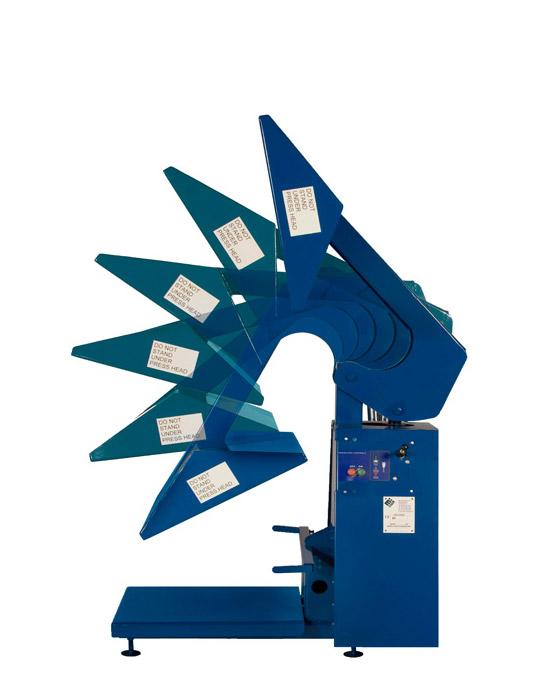 RWM Bin Press – 1100 litres