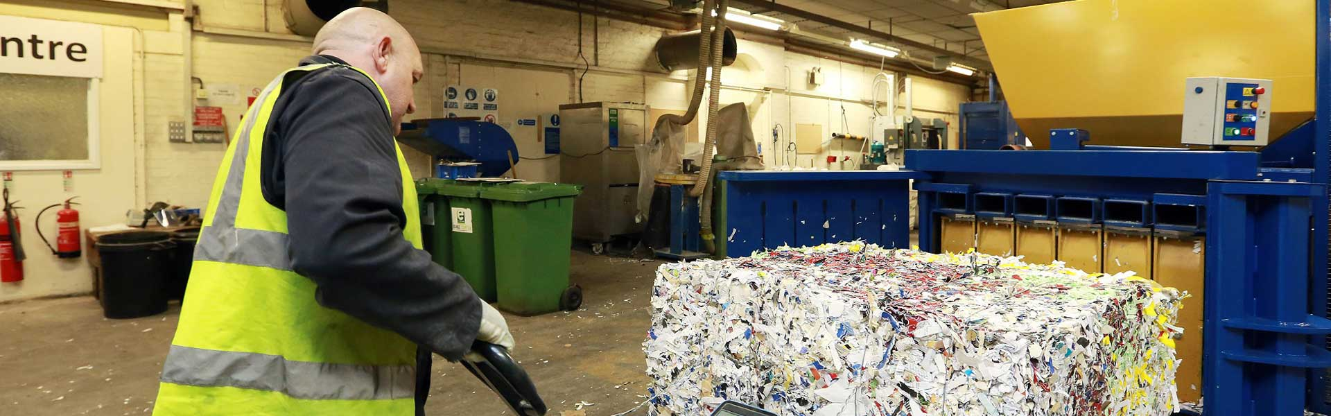 UK's largest single importer of produce owns Riverside fleet of waste balers