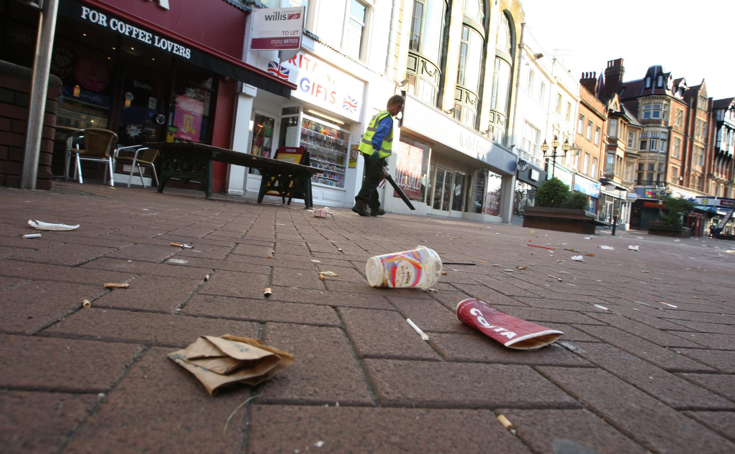 The long-term littering saga – do charity's efforts hold the answer?