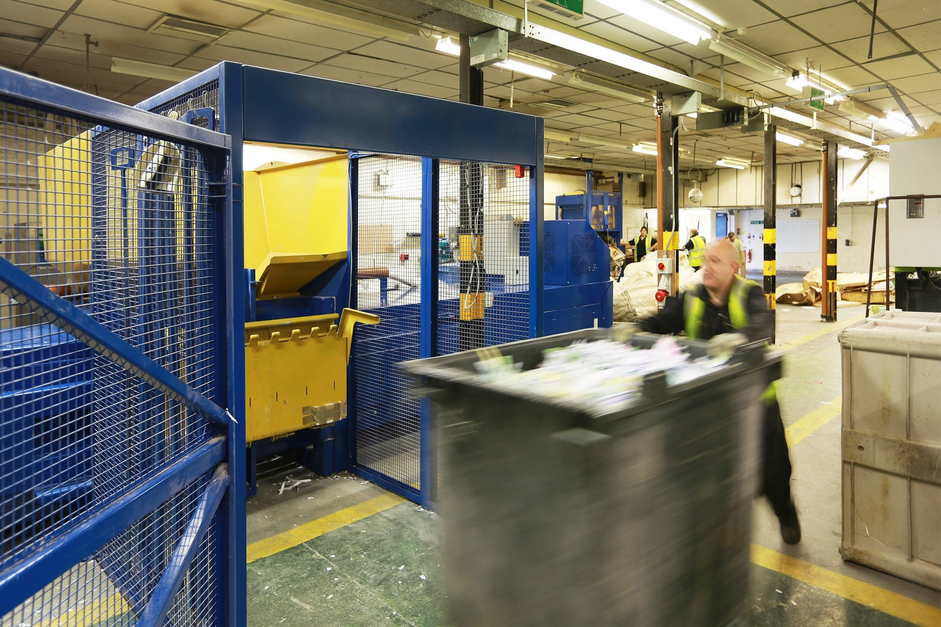 Top 10 Tips when investing in waste machinery