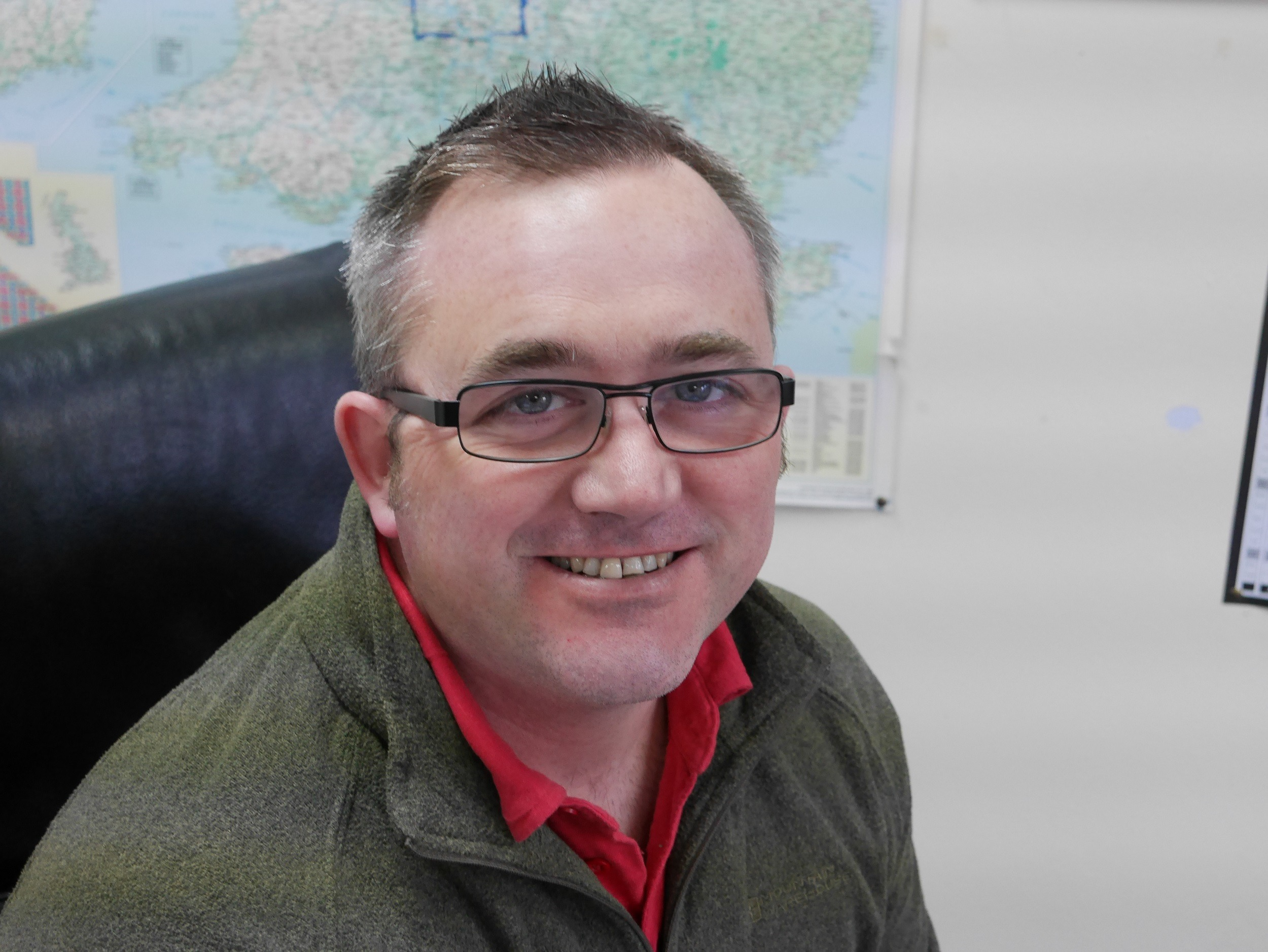 Riverside welcomes new service manager