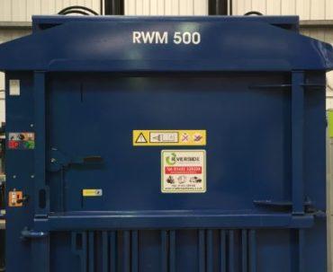 RWM 500 mill size baler (price TBC)