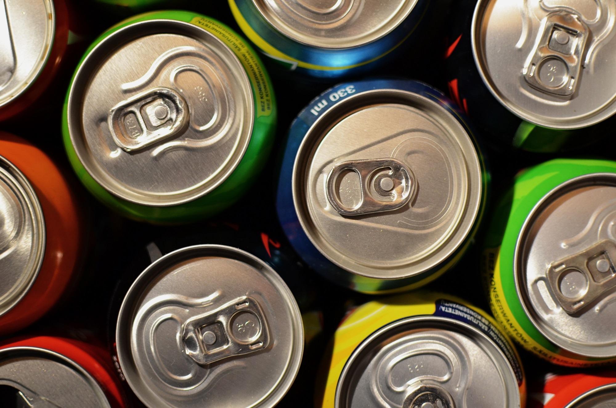 Aluminium can recycling praise
