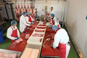 Yorkshire-based catering butcher invests in baler to help environment and boost business