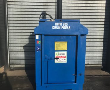 Drum press available for short-term hire