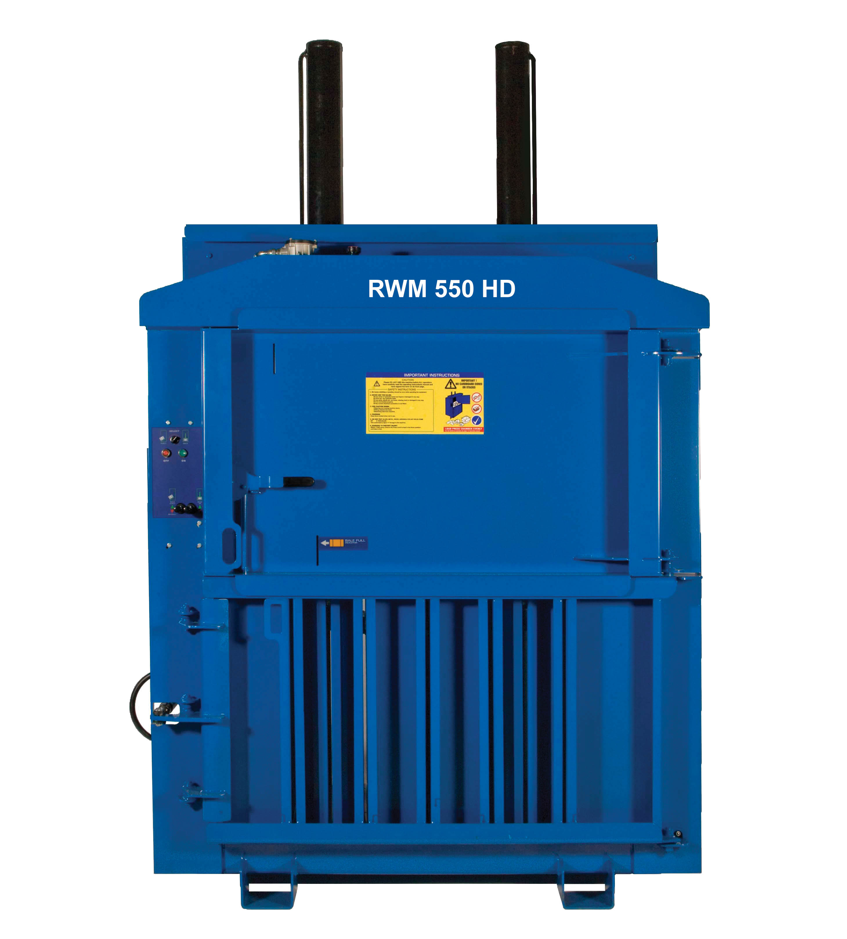Baler of the month – March – RWM 550 HD