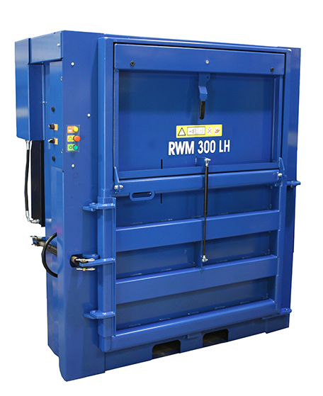 Riverside launches new baler for space-restricted sites