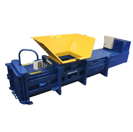 RWM HZ50 Horizontal Waste Baler