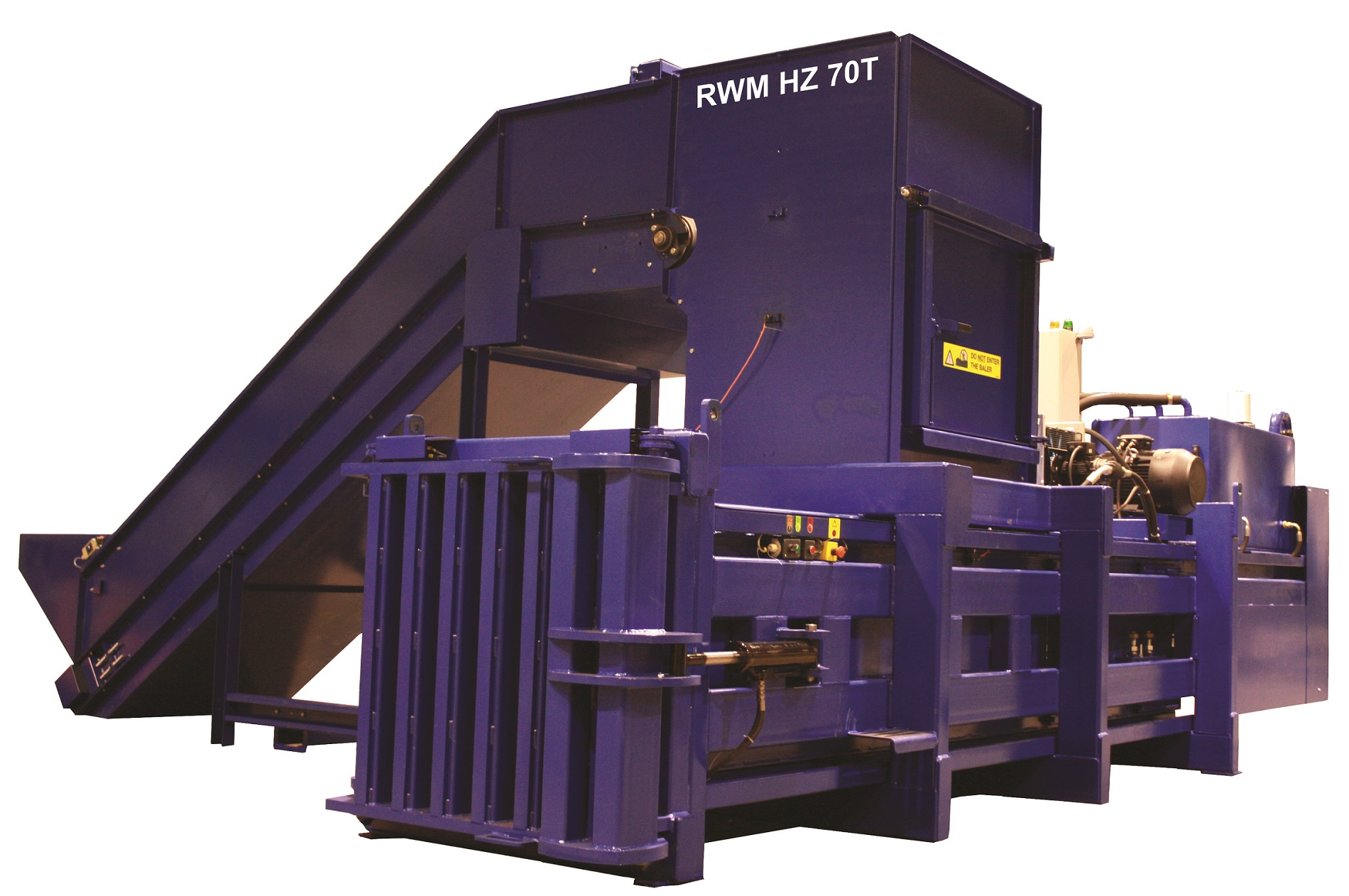 Baler of the month – January – RWM HZ70T