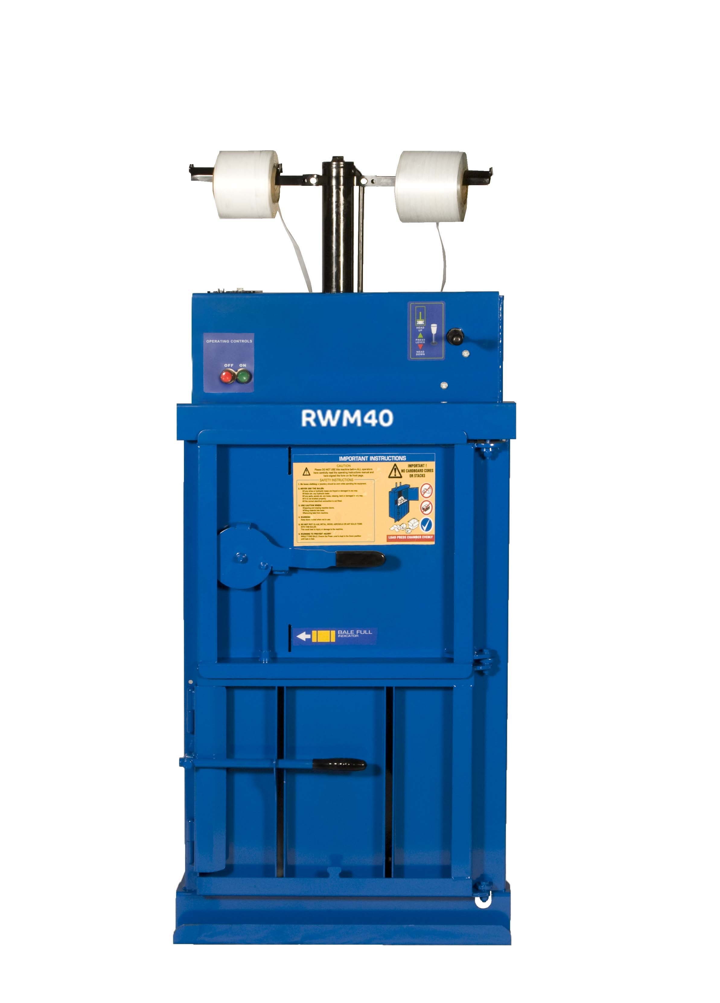 Baler of the month – May – RWM 40