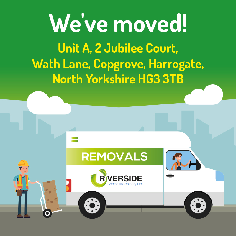 Riverside relocates to new HQ!