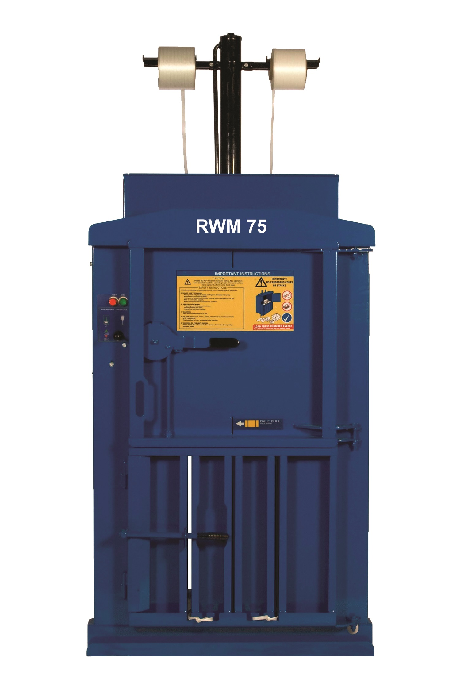 Baler of the month – July – RWM 75