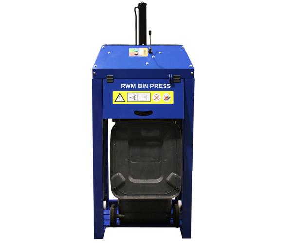 RWM Bin Press – 240 litres