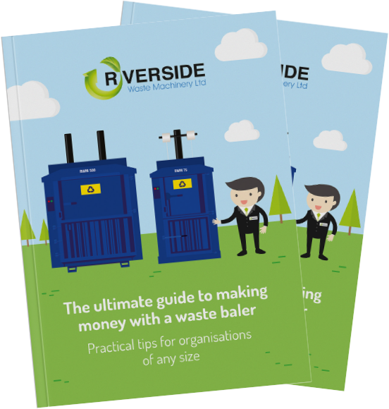 Riverside provides FREE guidance on making more money with a waste baler