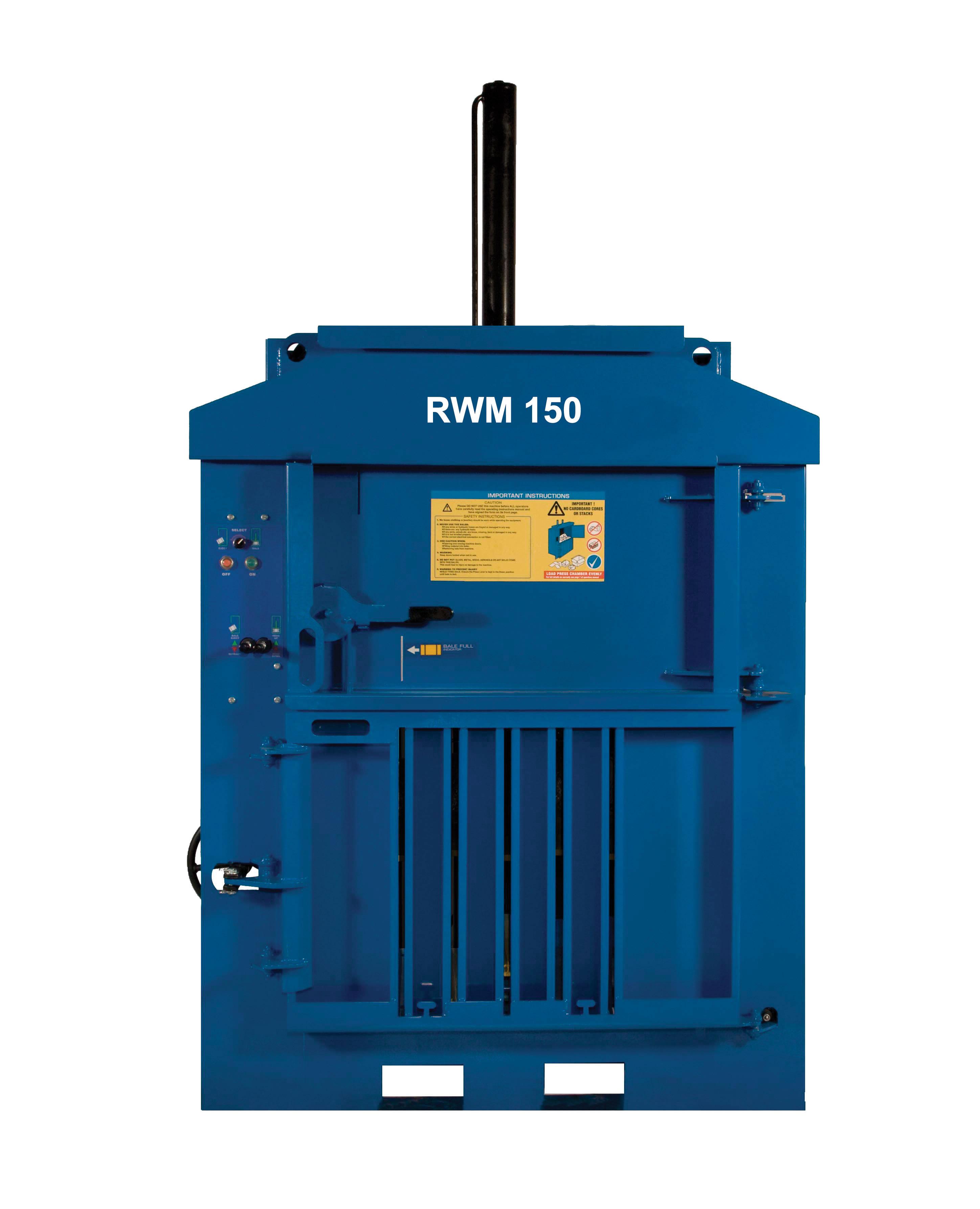 Machine of the month – June – RWM 150